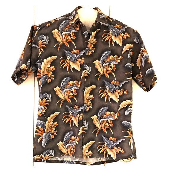 f85a8e805 Pierre Cardin Shirts | Mens Tropical Sport Shirt | Poshmark